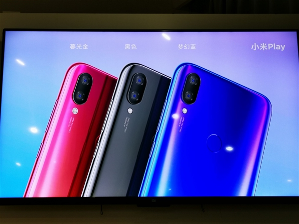 Xiaomi Play, Xiaomi Mi Play, specyfikacja Xiaomi Play, parametry Xiaomi Play, wygląd Xiaomi Play