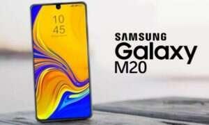 Wyciekły zdjęcia przedniego panelu Samsung Galaxy M20