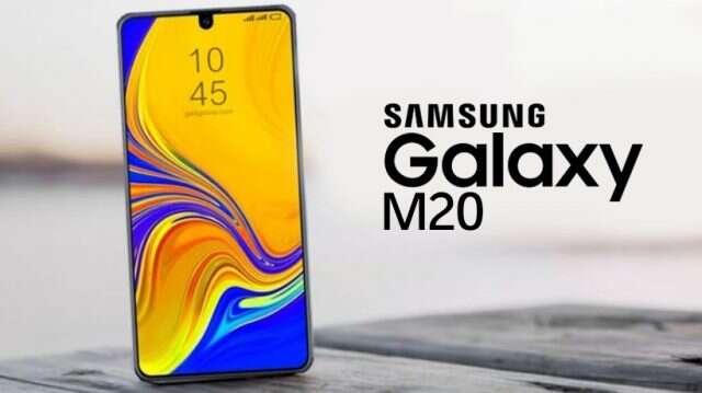 Samsung Galaxy M20, Galaxy M20, zdjęcie Galaxy M20, wygląd Galaxy M20, notch Galaxy M20,