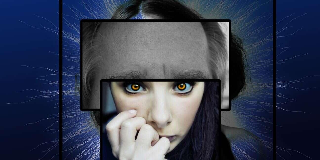 schizofrenia, choroba schizofrenia, emocje schizofrenia, odczuwanie emocji schizofrenia,