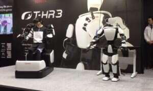 Toyota zaprezentowała swojego humanoidalnego robota T-HR3