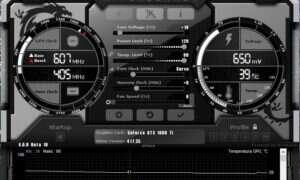 Starsze GeForce też z funkcją Nvidia Scanner, czyli automatycznego OC