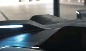 Daimler zaprezentował system sygnałów od samochodu dla pieszych