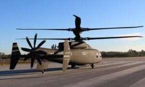 Defiant może zastąpić helikoptery Black Hawk