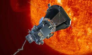 Są już pierwsze dane z misji Parker Solar Probe
