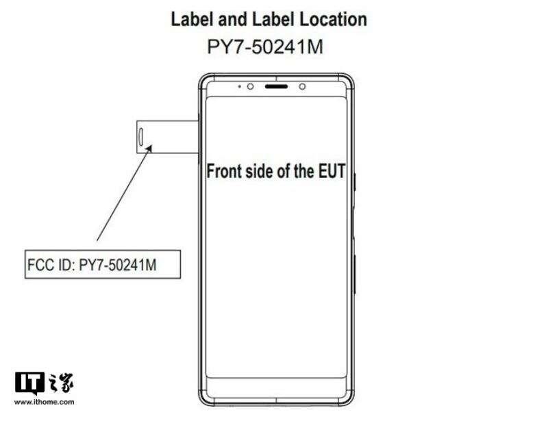 Sony Xperia L3, render Sony Xperia L3, FCC Sony Xperia L3, wygląd Sony Xperia L3, ramki Sony Xperia L3