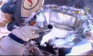 Tak rosyjscy astronauci szukają przyczyny wycieku na ISS