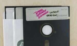 Sprzedaż kodu źródłowego Leisure Suit Larry zablokowana przez Activision!