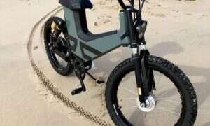 Suru zaprezentowało e-bike Scrambler z myślą o szaleństwie w terenie