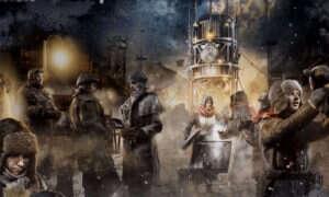 Świąteczny dodatek do Frostpunk to prawdziwa walka o przeżycie