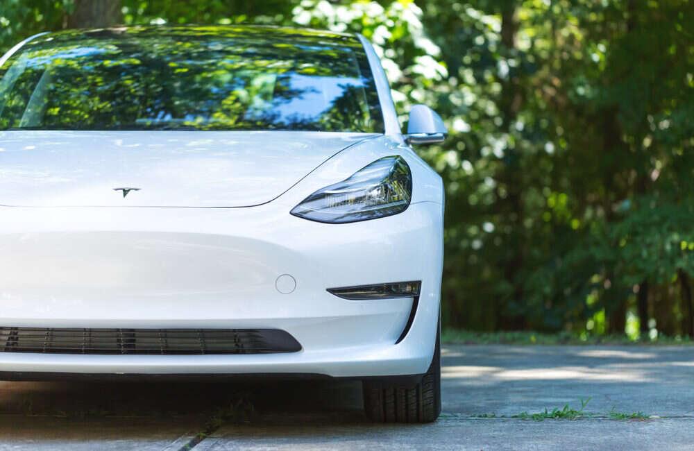 Tesla Model 3, film Tesla Model 3, produkcja Tesla Model 3, powstawanie Tesla Model 3