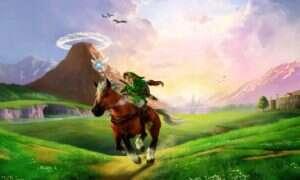 The Legend of Zelda Ocarina of Time w 4K na Unreal Engine 4