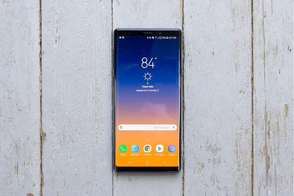 Samsung Galaxy Note 10, ekran Samsung Galaxy Note 10, wyświetlacz Samsung Galaxy Note 10, informacje Samsung Galaxy Note 10