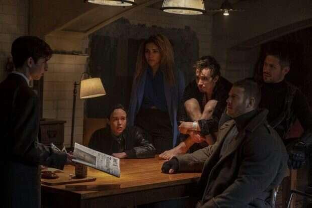 Zobaczcie teaser serialu The Umbrella Academy od Netflixa