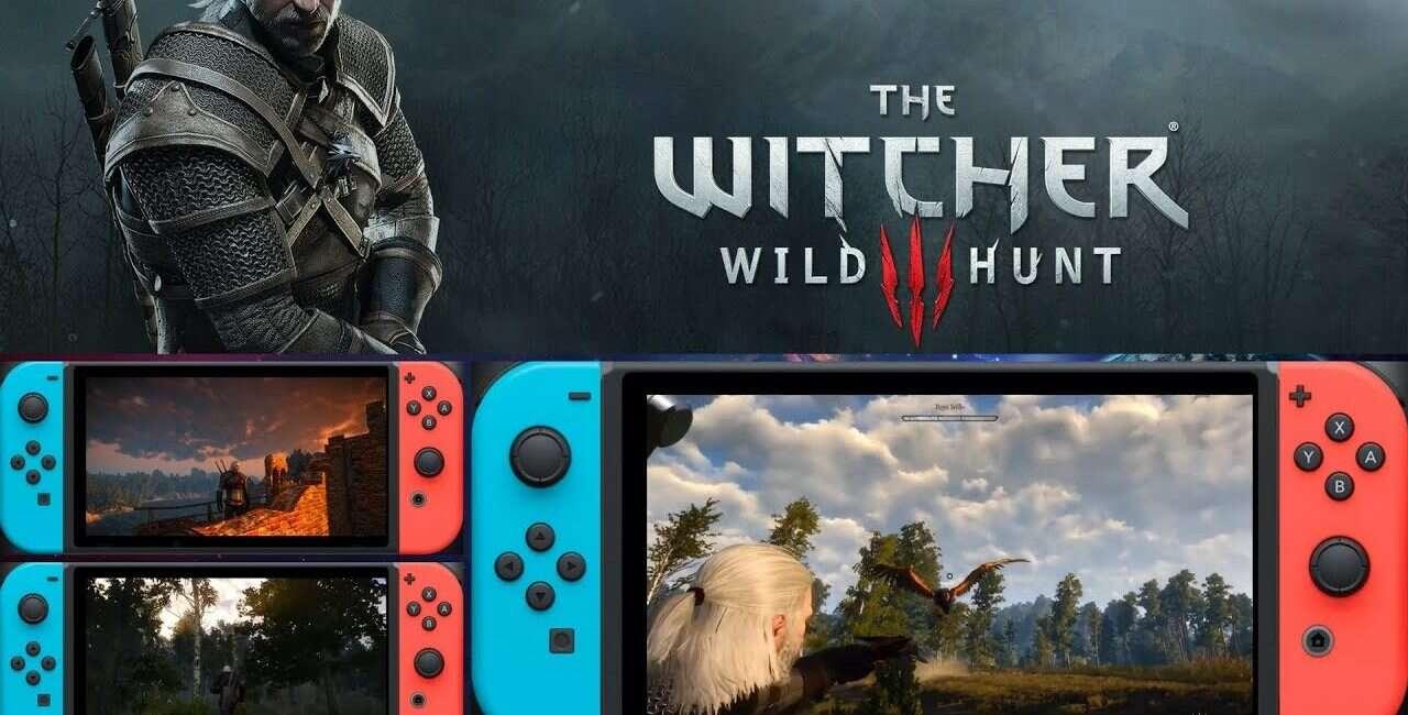 Wiedźmin 3 na Nintendo Switch ujawniony przez sprzedawce