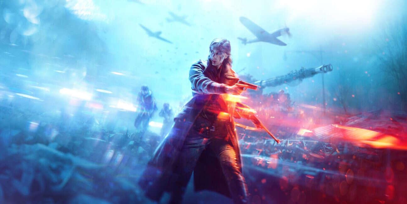 Nowa aktualizacja Battlefield V z ulepszeniami Nvidia DLSS