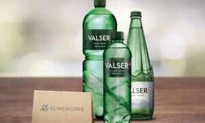 Woda Coca-Coli wykorzystuje wychwycone CO2 do tworzenia bąbelków