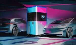 Wizja mobilnych stacji ładujących dla pojazdów elektrycznych od VW