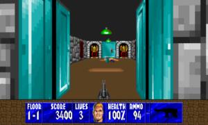 Wolfenstein 3D SNES przeportowany na PC!