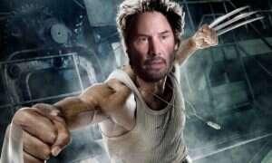 Keanu Reeves marzy o roli Wolverine'a