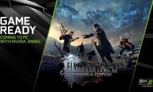 Wsparcie DLSS dla Final Fantasy XV już dostępne