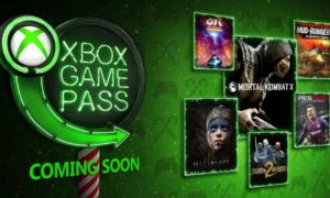 Grudniowy Xbox Games Pass zagwarantuje Wam udany gamingowy miesiąc