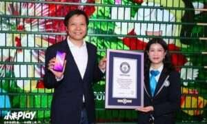 Xiaomi pobiło rekord Guinessa