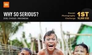 Zwycięzca konkursu Xiaomi photography challenge