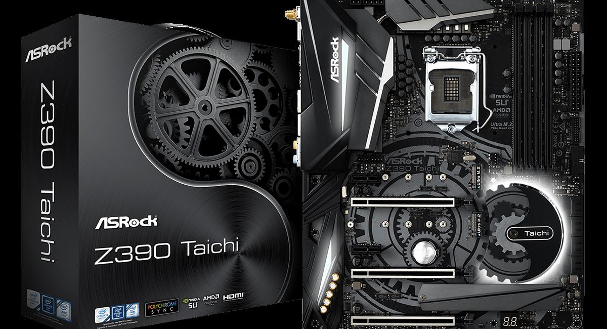ASRock Z390 Taichi, test ASRock Z390 Taichi, recenzja ASRock Z390 Taichi, review ASRock Z390 Taichi, opinia ASRock Z390 Taichi, Z390 Taichi, test Z390 Taichi, recenzja Z390 Taichi, review Z390 Taichi, opinia