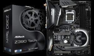 Test płyty głównej ASRock Z390 Taichi