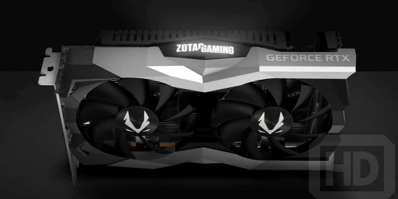 ZOTAC GeForce RTX 2060 AMP & Twin Fan w obiektywie (2)