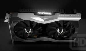 ZOTAC GeForce RTX 2060 AMP & Twin Fan w obiektywie