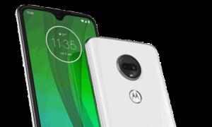 Strona Motoroli ujawnia wszystkie smartfony Moto G7