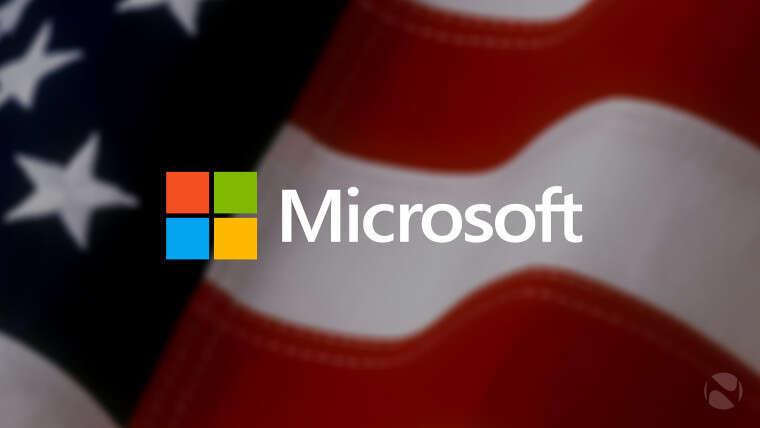 Microsoft, pentagon Microsoft, USA Microsoft, wojsko Microsoft, armia USA Microsoft, kontrakt Microsoft,