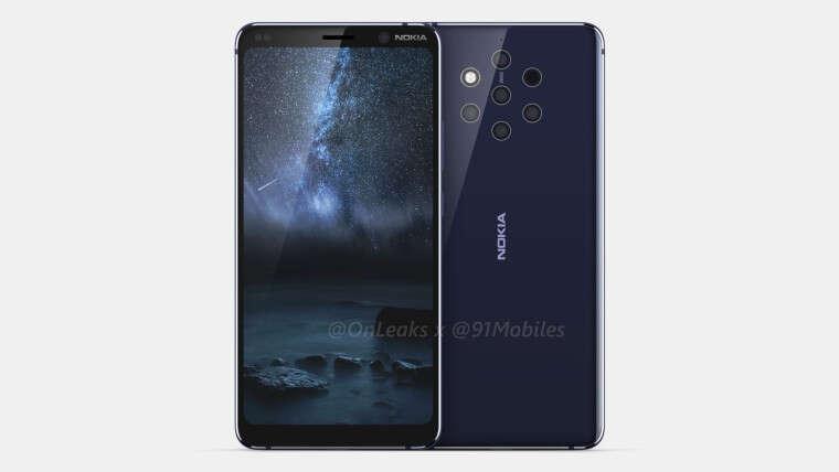 Nokia 9 PureView, premiera Nokia 9 PureView, dubaj Nokia 9 PureView, cena Nokia 9 PureView