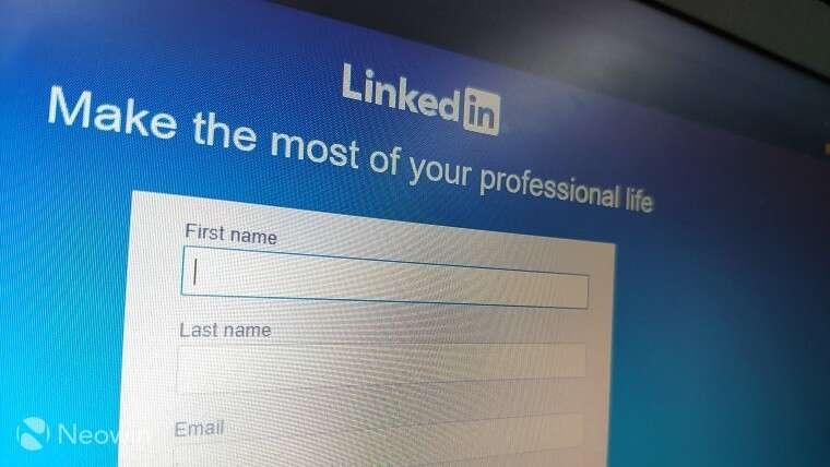 LinkedIn, chiny LinkedIn, weryfikacja LinkedIn, telefon LinkedIn