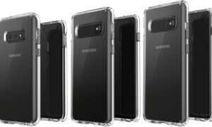 Samsung Galaxy S10+ na kolejnym zdjęciu