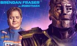 Crazy Jane i Robotman na materiałach promocyjnych z Doom Patrol