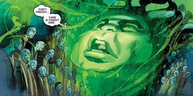 Supreme Intelligence pojawi się w Kapitan Marvel