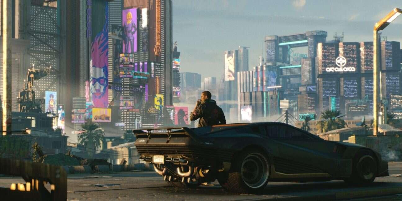 Akcja w Cyberpunk 2077 rozegra się tylko na terenie Night City