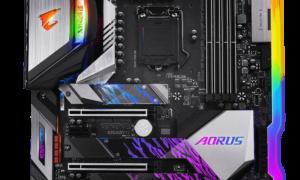 Test płyty głównej Z390 Aorus Xtreme