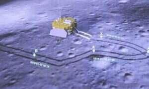 Chiny transmitują zdjęcia z ciemnej strony Księżyca