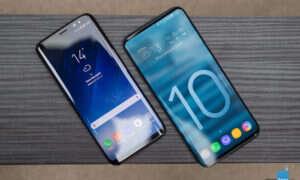 Samsung Galaxy S10 5G może posiadać dużą ilość pamięci