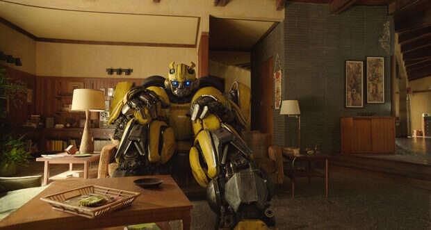 Recenzja filmu Bumblebee