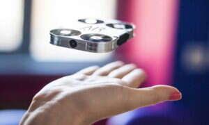 Trzy nowe drony kieszonkowe z kamerami od AirSelfie