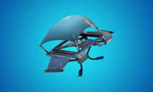 Aktywator lotni w Fortnite powraca jako przedmiot