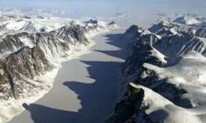 Zobaczcie krajobraz niewidziany od ponad 40 tysięcy lat