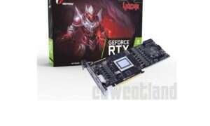 Colorful sprzedaje GeForce RTX 2080 bez chłodzenia