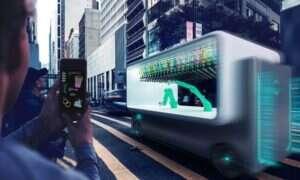 Autonomiczny mobilny bar Makr Shakr w nowym wydaniu