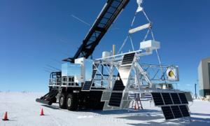 Naukowcy wystrzelili balon na Antarktydzie, który ma badać gwiazdy